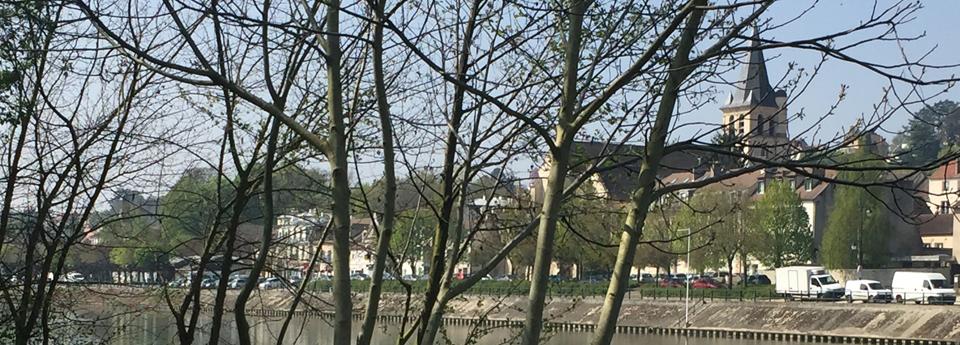 Andrésy entre Seine et Ciel