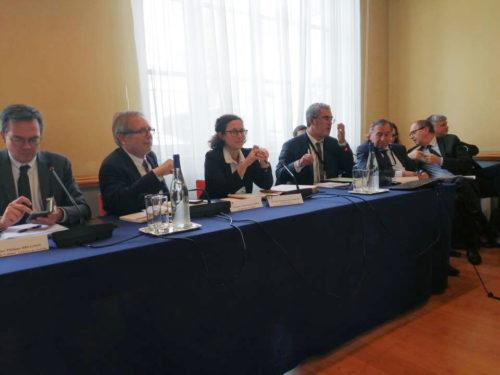 réunion en préfecture des Yvelines